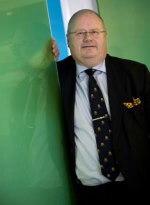 Local government minister Eric Pickles: underwhelmed by Croydon's Council Tax increase