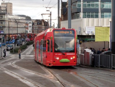 A direct service between Wimbledon and New Addington could become a thing of the past if TfL gets its way