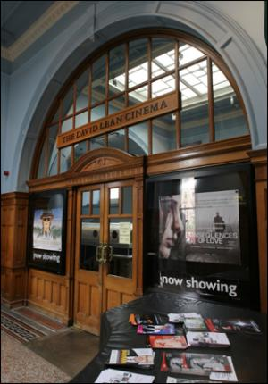 Locked and chained: the David Lean Cinema closure could end up costing the borough money, rather than making any savings