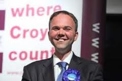 Gavin Barwell: working for a government minister, but backing an amendment to his own government's Queen's Speech