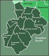 Croydon South could have it map re-drawn by the Boundary Commission, with fewer wards - or fewer councillors