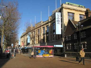The Hammerfield deal in Croydon may resolve what is to happen with the site of the noew closed Allders department store