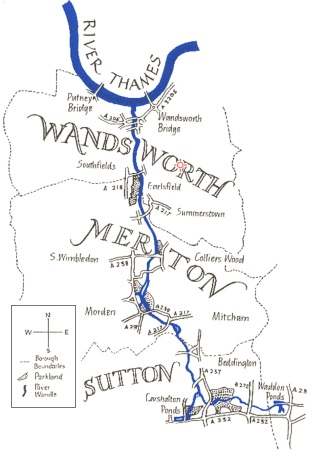 Wandle Modern meander through south history in wandle fortnight inside