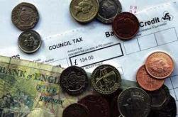 Council tax form 4