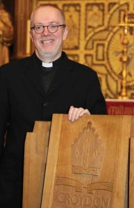 Jonathan Clark, The Bishop of Croydon: a member of the Fairness Commission