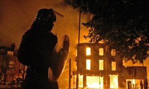 Funds first announced to help the victims of riots on London Road have been delayed and diverted