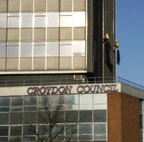 Don't bother calling the council before 9am or after 5pm in future
