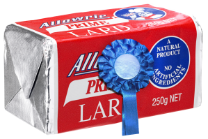 A lump of lard with a blue rosette: more use than a Tory candidate in the north of Croydon