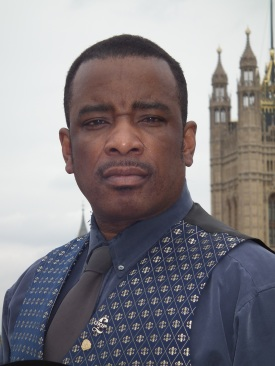 Winston McKenzie: seeking selection as candidate in the constituency where he is the local party chairman
