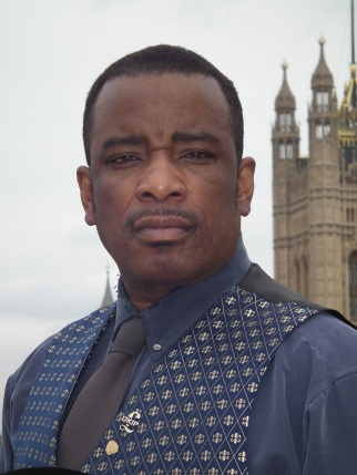 Winston McKenzie: ex-boxer has made heavyweight attack on his party colleague