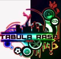 Tabula Rasa logo ying yang
