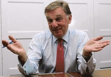 Easy money: Richard Ottaway, MP for Croydon South, standing down in 2015