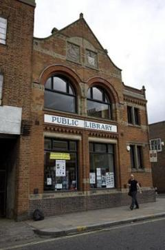 Upper Norwood Library: thrown back into uncertainty by Labour councils' cuts