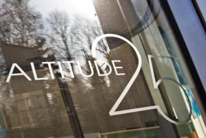 Altitude 25: Expensive private flats, still largely empty