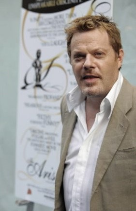 Eddie Izzard: Palace supporter