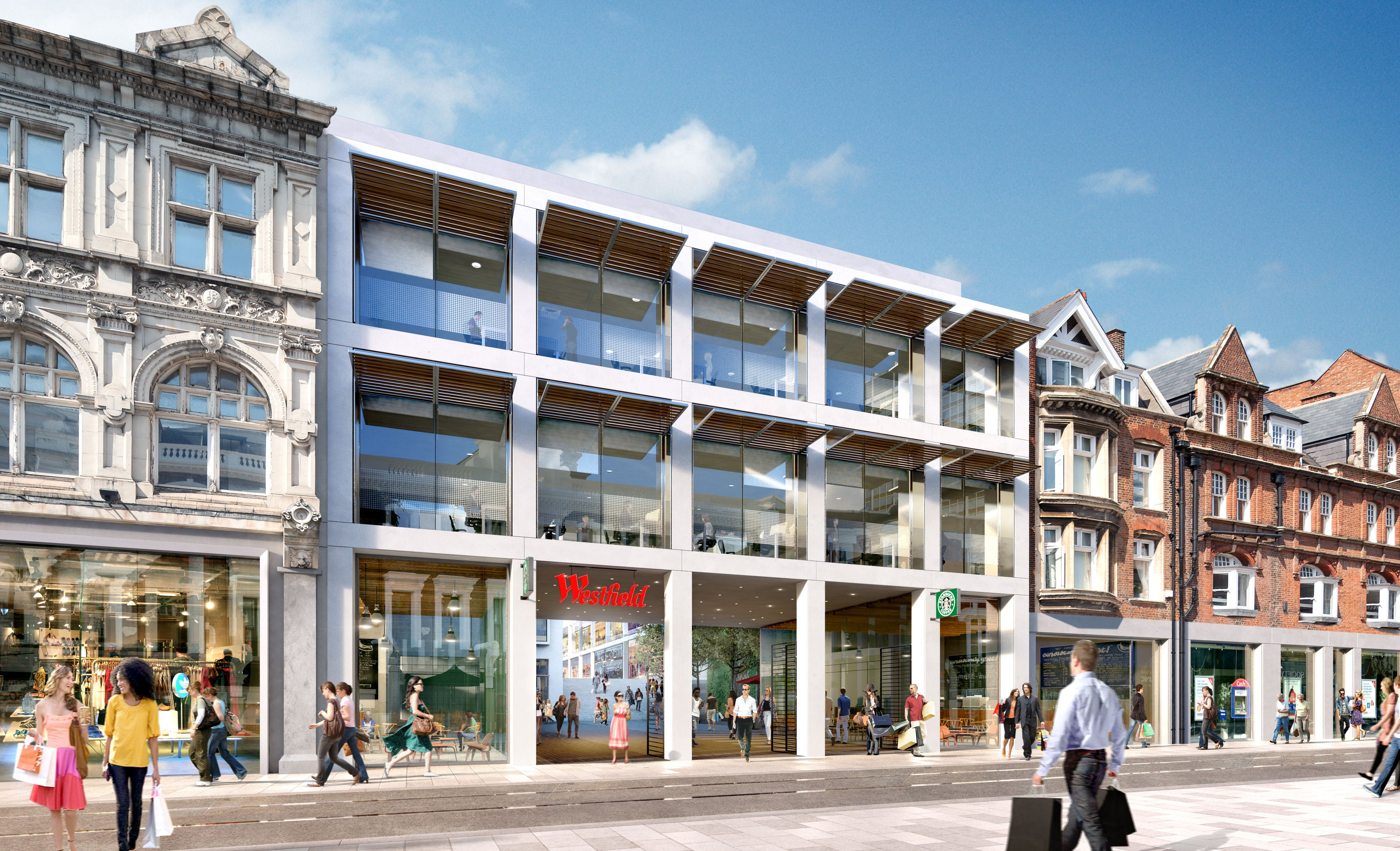 Only 18 Vote In Favour Of Westfield S Plans For Croydon