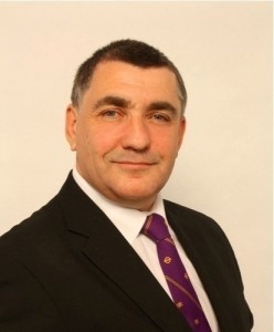 Peter Staveley: UKIP's candidate in Croydon Central could have a key role in the election outcome