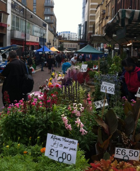 Surrey Street market: will Mary Portas visit it today?