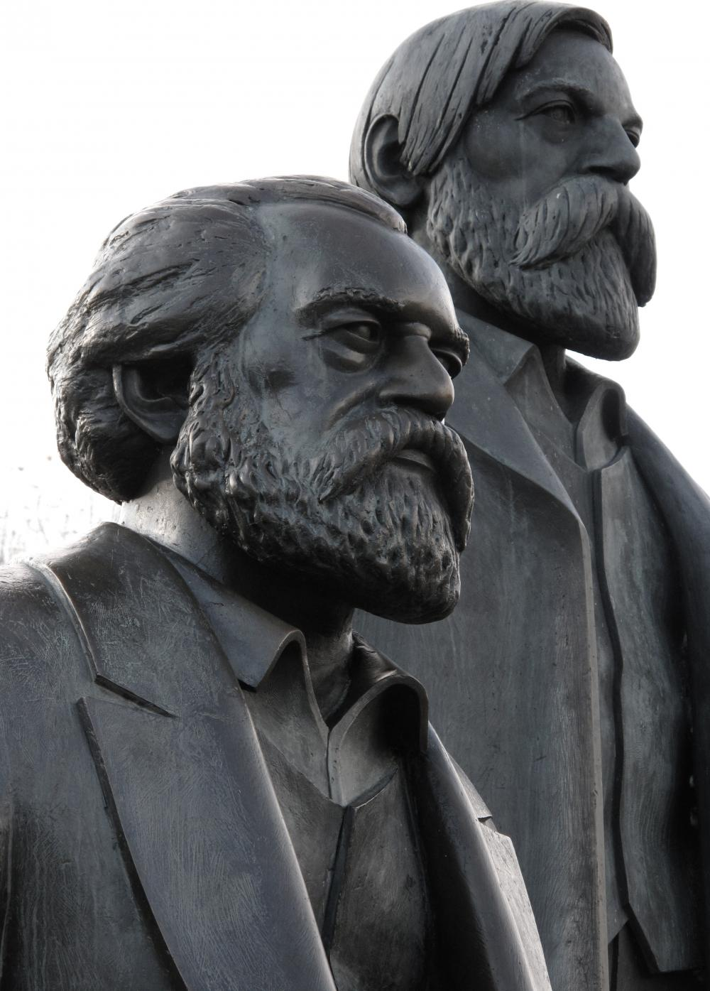 marx and lenin relationship