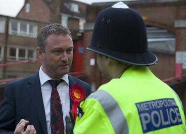 Steve Reed, Croydon North's new MP
