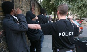 Stop and search rates demonstrate how discrimination is still prevalent in Croydon