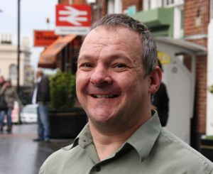 Andy Stranack: with backing of local MP, he could be a challenger in a safe ward
