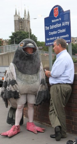 Are the pigeons about to come home to roost for Councillor Thomas?