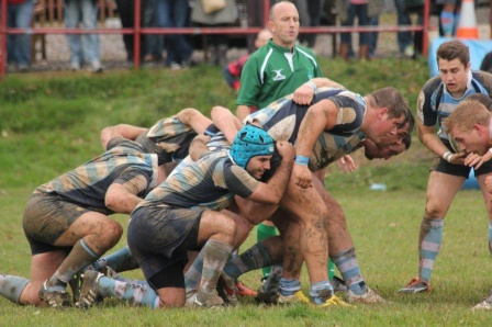 Forward power: despite dominance up front, Warlingham lost by a single point last Saturday