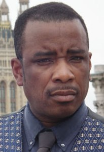 Winston McKenzie: standing for UKIP. Again