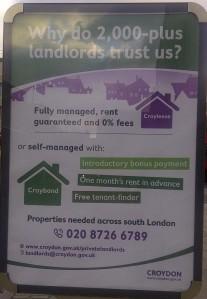 Housing poster