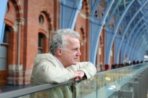 Christian Wolmar: unimpressed with London Mayor's lack of vision. Picture by Paul Bigland