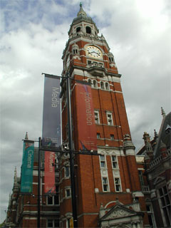 The arts centre at Croydon Clocktower has been run-down and undermined