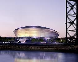 Glasgow's new venue, the Hydro. Croydon has the Fairfield Halls