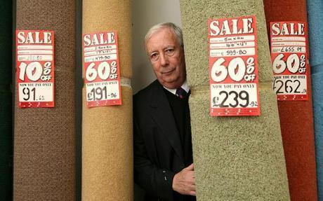 Lord Harris: carpet salesman turned educational carpet bagger