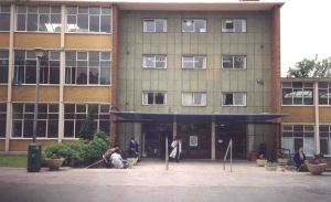 What was once Haling Manor: the school was Croydon's fastest improving, until Harris took over its running