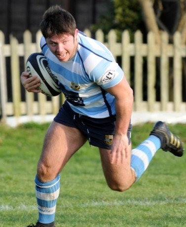 Warlingham leader: Tom Street, has stood down as player-coach