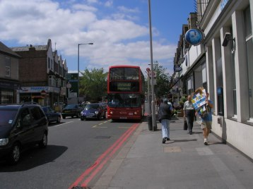 Brighton Road Coulsdon