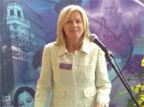 "Rosemary Sloman: has left CALAT with ""mixed emotions"""