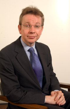 Michael Gove: challenged