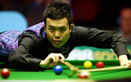 On cue: marco Fu starts his world title campaign on Tuesday morning