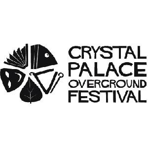 Crystal Palace overgroundfestival logo