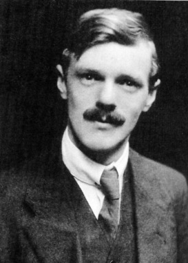 Croydon author DH Lawrence: the author's first teaching job was at a new elementary school, Davidson Road, between 1908 and 1911, on an annual salary of £100