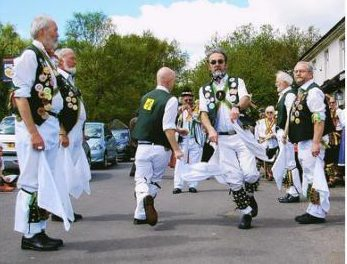 Croydon's Night of Dance will involve a variety of dancers and Morris styles