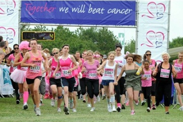 Racing for life: sports events can also play important part in a constant festival of Croydon culture