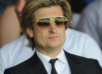 No rose-tinted glasses: Palace co-chairman Steve Parish