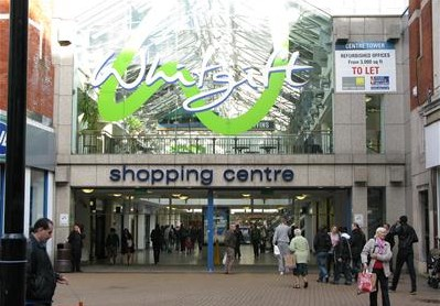 It was a busy Christmas period at the Whitgift Centre, according to the Whitgift Centre