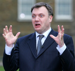 Hot potato: Has shadow chancellor Ed Balls found the benefits issue too hot to handle?