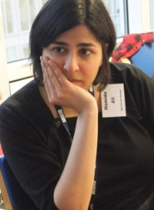 Hamida Ali: has record of activism in Croydon
