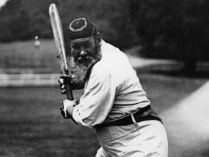 Ashes to ashes: ahead of the summer's Test series, a cemetary tour offers a visit to the grave of the Doctor, WG Grace