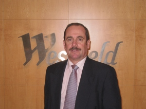 "Westfield director John Burton: ""We are not a panacea"""